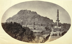 [General view of] Daulatabad